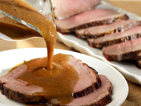 Roast Beef and Gravy